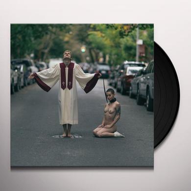 CRUCIFIXION OF RAPPER EXTRAORDINAIRE SLUG CHRIST Vinyl Record