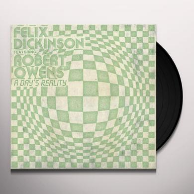 Felix Dickinson DAY'S REALITY Vinyl Record