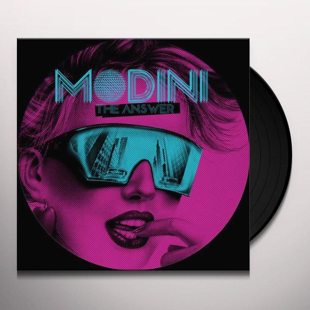 MODINI ANSWER Vinyl Record