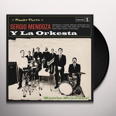 SERGIO MENDOZA Y LA ORKESTA Vinyl Record