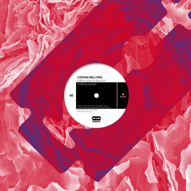 L'Estasi Dell'Oro EVERY LIGHT IS BLUE (EP) Vinyl Record