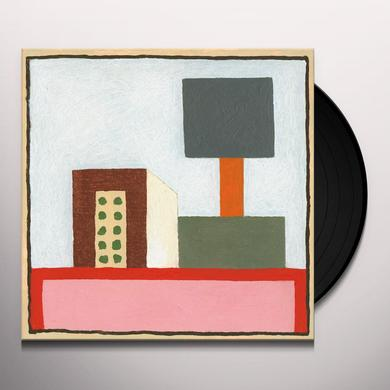 Pierre Bastien BLUE AS AN ORANGE Vinyl Record