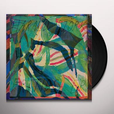 Harald Bjork FRITIDS (EP) Vinyl Record