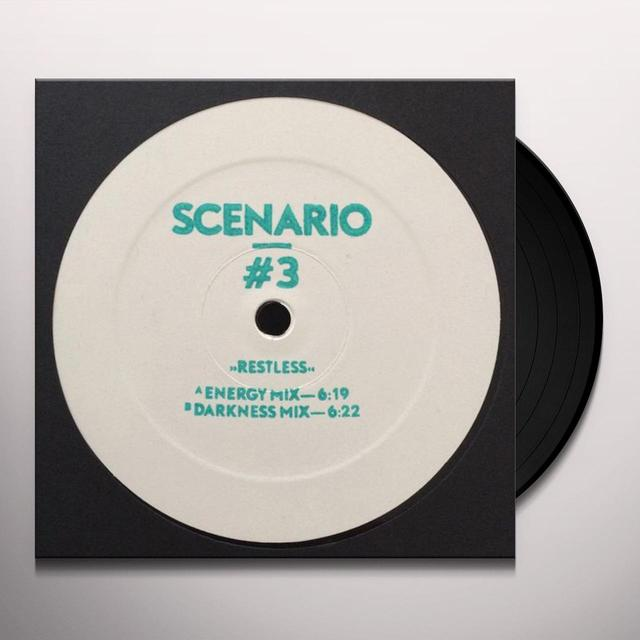 SCENARIO #3 RESTLESS Vinyl Record