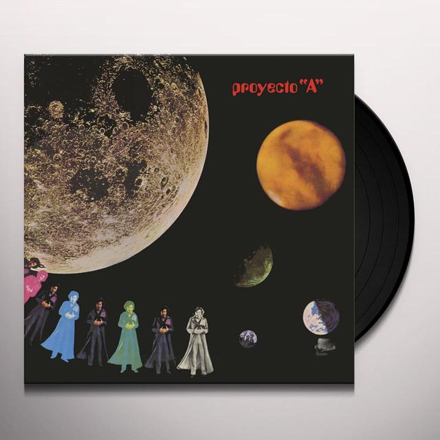 PROYECTO A & PROYECTO B Vinyl Record