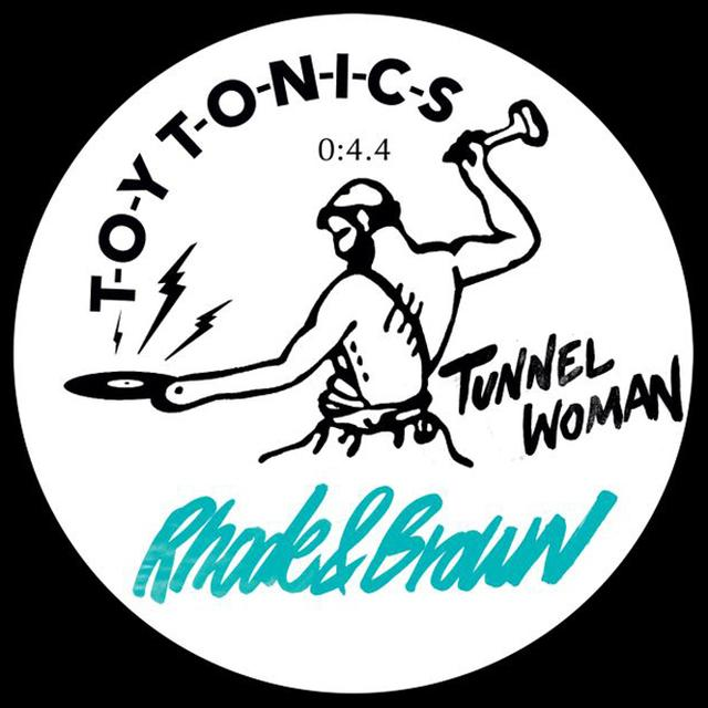 RHODE & BROWN TUNNEL WOMAN Vinyl Record - Limited Edition