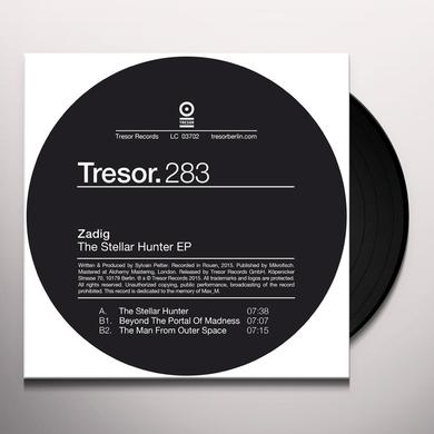 Zadig STELLAR HUNTER (EP) Vinyl Record