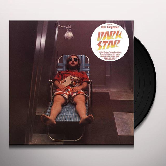 John Carpenter DARK STAR (WSV) (EXP) Vinyl Record