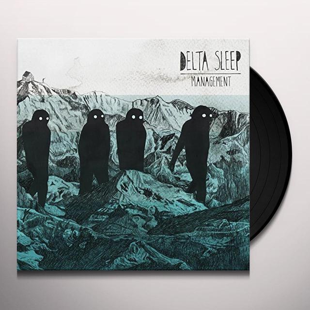 Delta Sleep MANAGEMENT Vinyl Record - UK Import