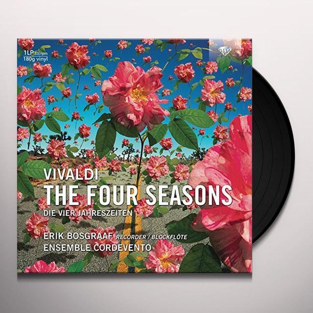 Erik Bosgraaf VIVALDI: FOUR SEASONS Vinyl Record - UK Import