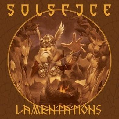 SOLSTICE LAMENTATIONS Vinyl Record - UK Release