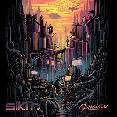 SikTh OPACITIES Vinyl Record - UK Release