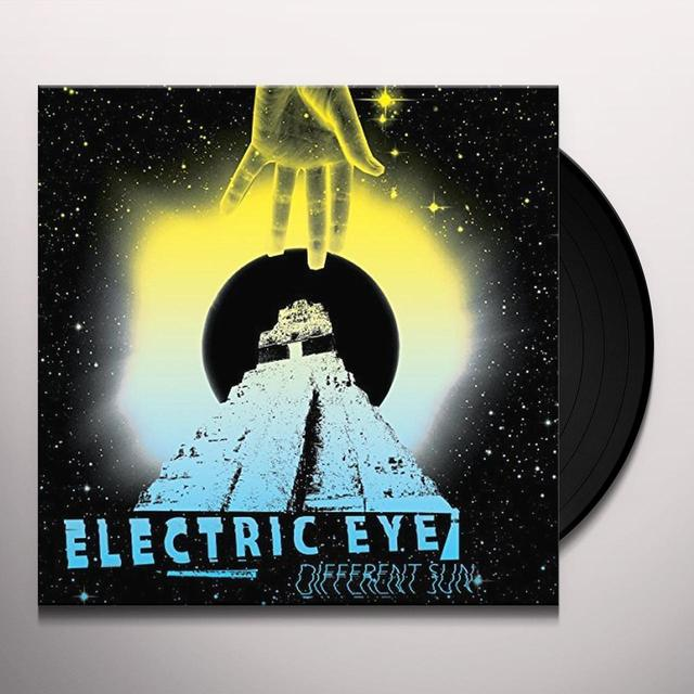 ELECTRIC EYE DIFFERENT SUN Vinyl Record - UK Release
