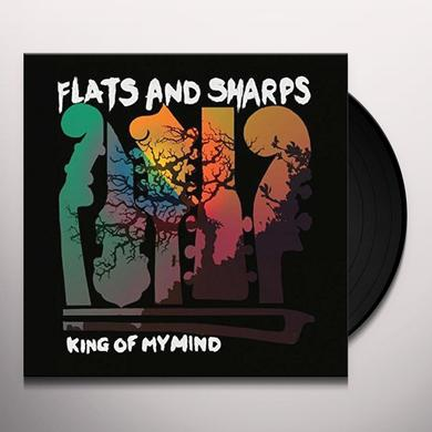 FLAS & SHARPS KING OF MY MIND Vinyl Record - UK Import