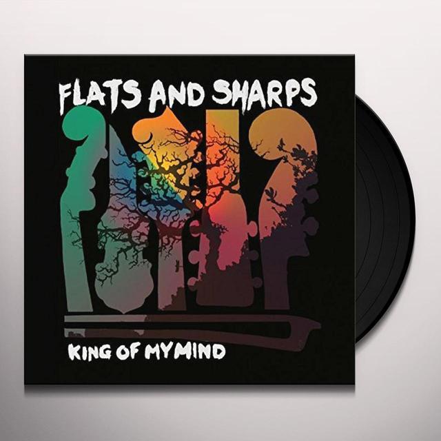 FLAS & SHARPS KING OF MY MIND Vinyl Record - UK Import
