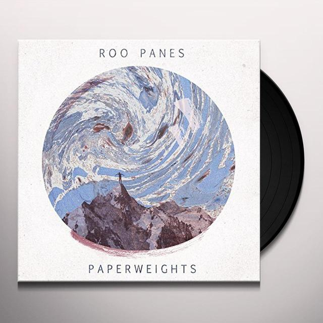 Roo Panes PAPERWEIGHTS Vinyl Record - UK Release