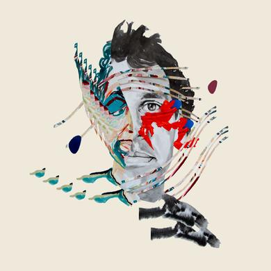 Animal Collective PAINTING WITH Vinyl Record - UK Import
