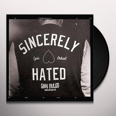 Shai Hulud JUST CAN'T HATE ENOUGH X 2 - PLUS OTHER HATE SONGS Vinyl Record