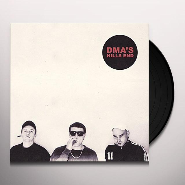 DMA'S HILLS END Vinyl Record - UK Release