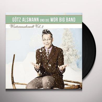 Goetz Alsmann & Die Wdr Bigband WINTERWUNDERWELT 2 (GER) Vinyl Record