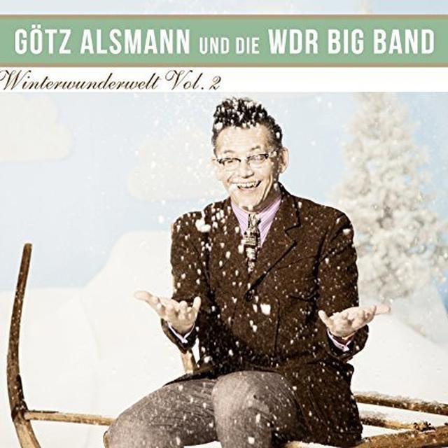 Goetz Alsmann & Die Wdr Bigband WINTERWUNDERWELT 2 Vinyl Record