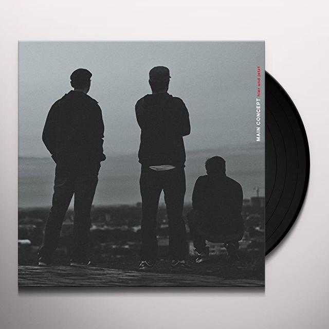 MAIN CONCEPT HIER UND JETZT Vinyl Record