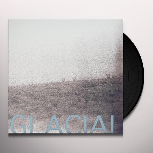 Glacial ON JONES BEACH Vinyl Record