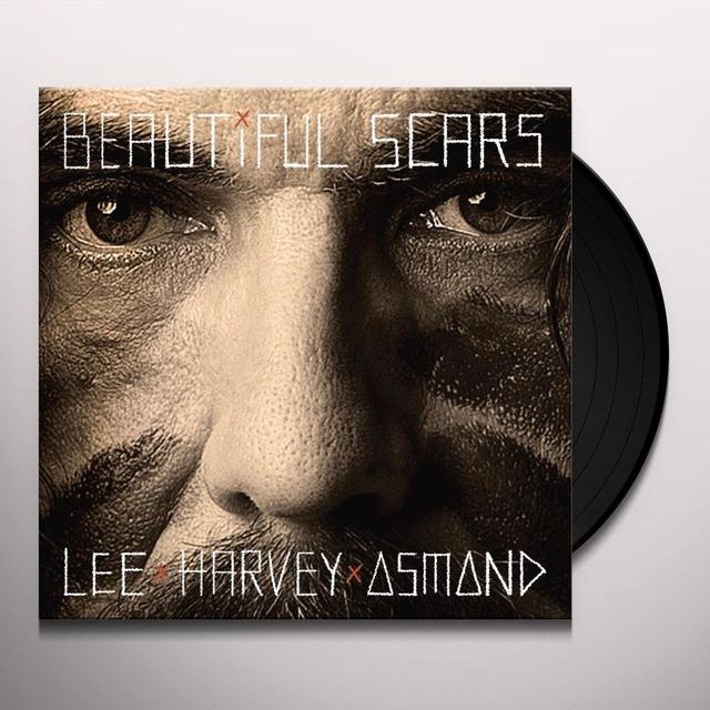 Lee Karvey Osmond BEAUTIFUL SCARS (LP) Vinyl Record - Canada Release
