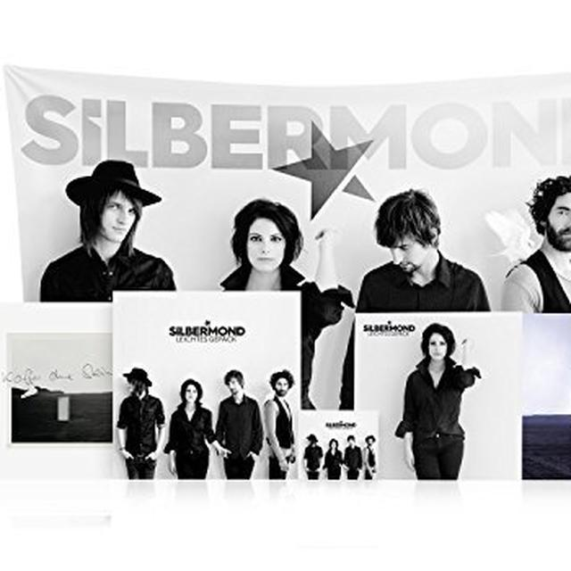 Silbermond LEICHTES GEPACK  (W/DVD)  (WBR) (BOX) Vinyl Record - w/CD, Limited Edition