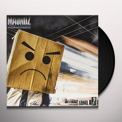 MAUNDZ NOBODY'S BUSINESS Vinyl Record