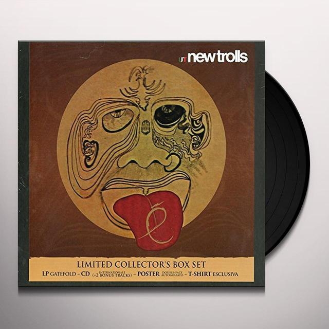 Ut New Trolls E' (LP+CD+T-SHIRT+POSTER) LTD EDITION 601 COPIES Vinyl Record