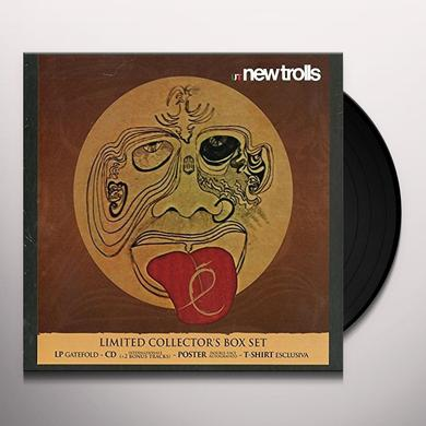 Ut New Trolls E' (LP+CD+T-SHIRT+POSTER) LTD EDITION 601 COPIES Vinyl Record