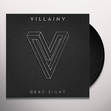Villainy DEAD SIGHT - VINYL 2LP Vinyl Record
