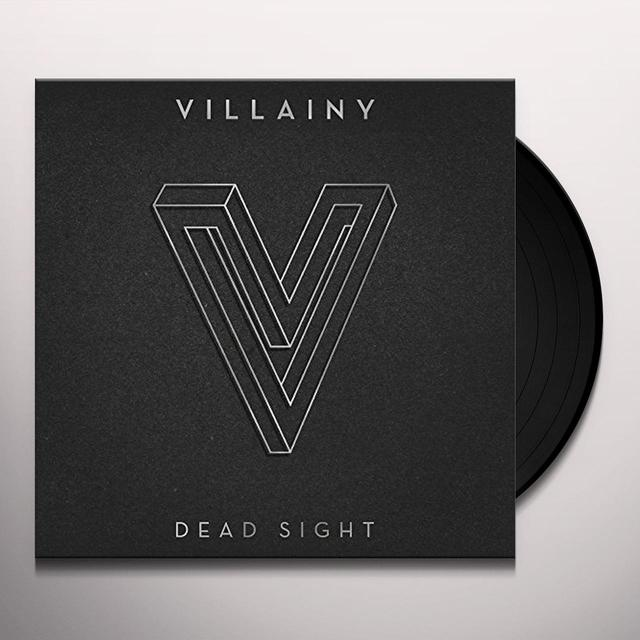 Villainy DEAD SIGHT - VINYL 2LP Vinyl Record