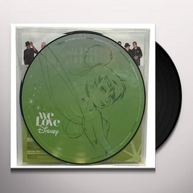WE LOVE DISNEY: PICTURE DISC / O.S.T. (PICT) (UK) WE LOVE DISNEY: PICTURE DISC / O.S.T. Vinyl Record
