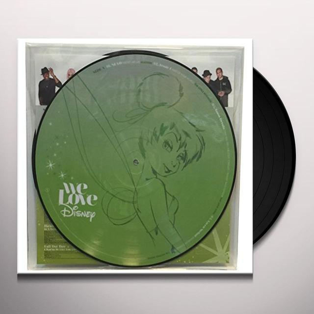 WE LOVE DISNEY: PICTURE DISC / O.S.T. (PICT) (UK) WE LOVE DISNEY: PICTURE DISC / O.S.T. Vinyl Record - Picture Disc, UK Import