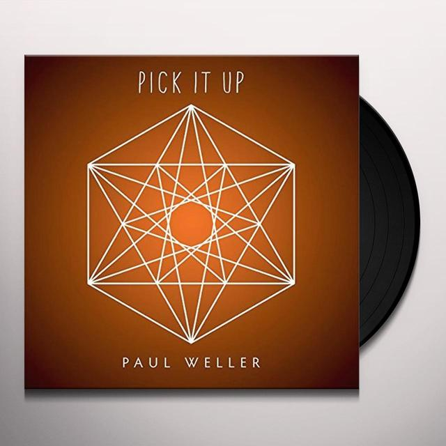 Paul Weller PICK IT UP Vinyl Record - UK Import