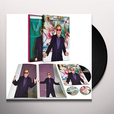 Elton John WONDERFUL CRAZY NIGHT (BOX) Vinyl Record - UK Import