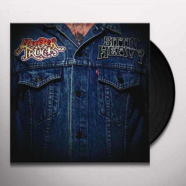 Monster Truck SITTIN HEAVY Vinyl Record - UK Import