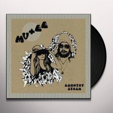MV & EE (Matt Valentine & Erika Elder) COUNTRY STASH Vinyl Record - Black Vinyl, Digital Download Included