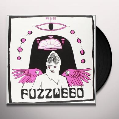MV & EE (Matt Valentine & Erika Elder) FUZZWEED Vinyl Record - MP3 Download Included