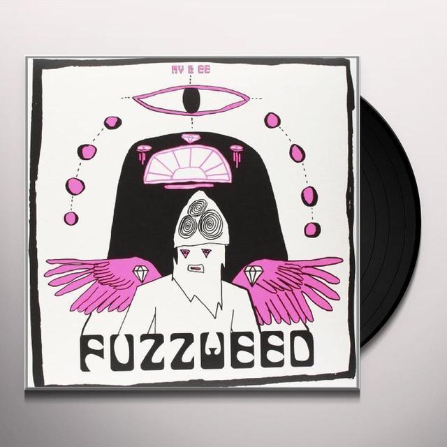 MV & EE (Matt Valentine & Erika Elder) FUZZWEED Vinyl Record - MP3 Download Included