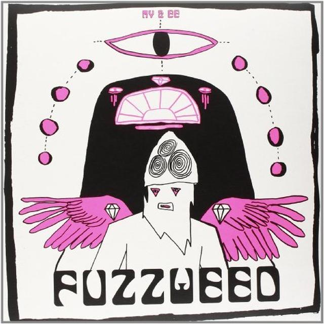 MV & EE (Matt Valentine & Erika Elder) FUZZWEED Vinyl Record