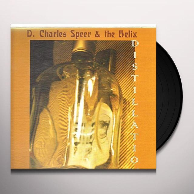 Charles D. Speer & Helix DISTILLATION Vinyl Record - Gatefold Sleeve, 180 Gram Pressing, MP3 Download Included