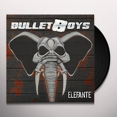 Bulletboys ELEFANTE Vinyl Record