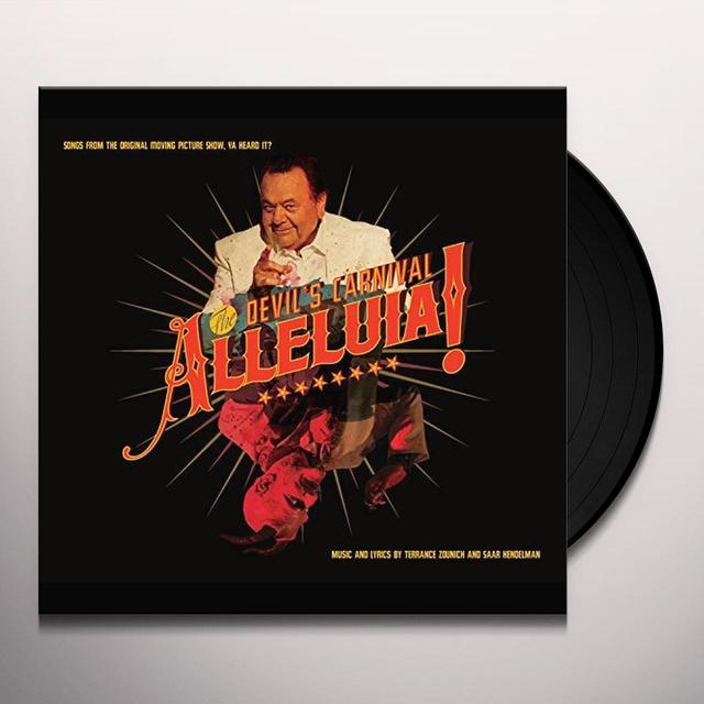 ALLELUIA THE DEVIL'S CARNIVAL / VAR Vinyl Record