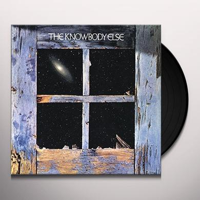 Black Oak Arkansas THE KNOWBODY ELSE Vinyl Record