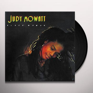 Judy Mowatt BLACK WOMAN Vinyl Record