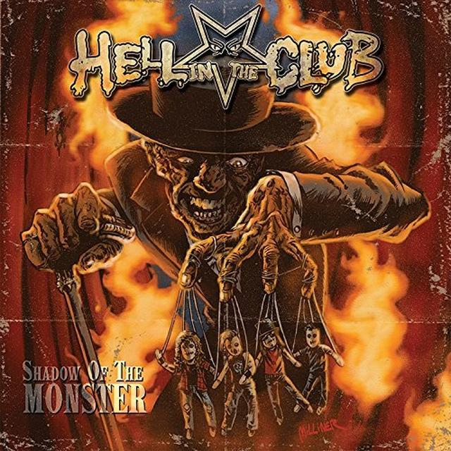 HELL IN THE CLUB SHADOW OF THE MONSTER Vinyl Record