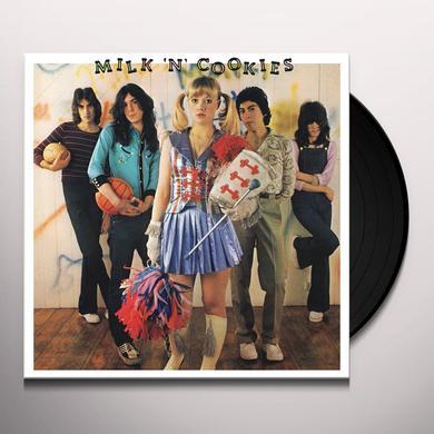 MILK N COOKIES (W/BOOK) Vinyl Record